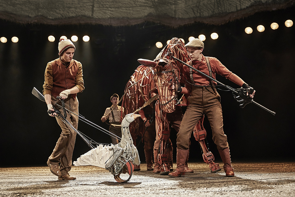 War Horse on Stage: Official Site