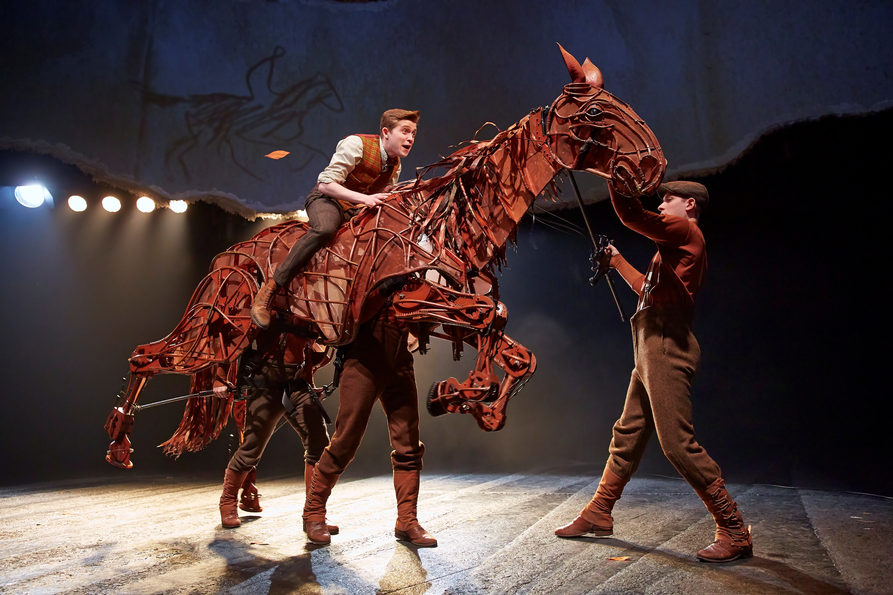 War Horse On Stage Official Site