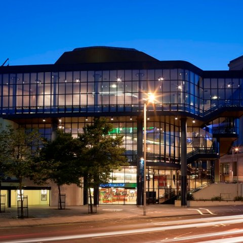 Nottingham Royal Concert Hall & War Horse - Design azcodes.com