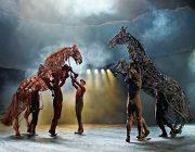 War Horse at the New London Theatre Photo by Brinkhoff Mögenburg 852-000