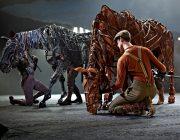 War Horse at the New London Theatre Photo by Brinkhoff Mögenburg 852-112