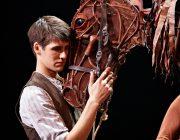 War Horse at the New London Theatre Photo by Brinkhoff Mögenburg 852-172