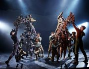War Horse at the New London Theatre Photo by Brinkhoff Mögenburg 852-260