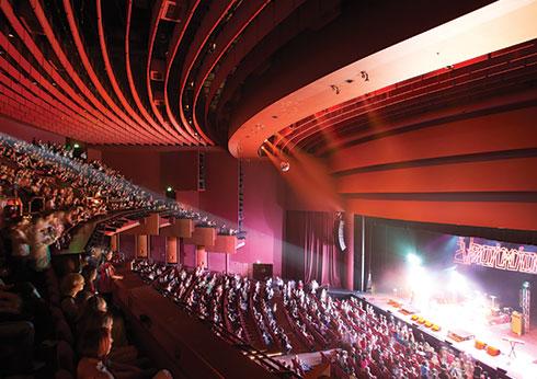 Crown Perth Entertainment