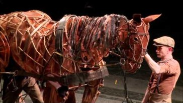 Making War Horse - Adaptation