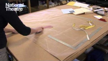 Costume Design: Drafting a Pattern